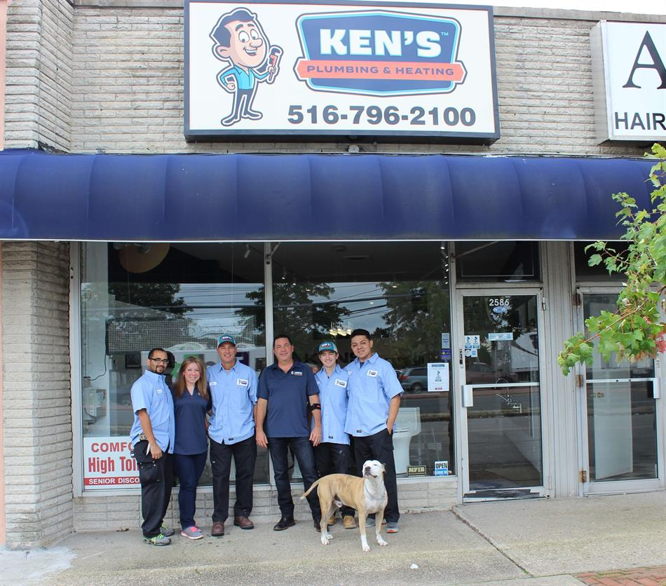 Our Team at Ken's Plumbing & Heating